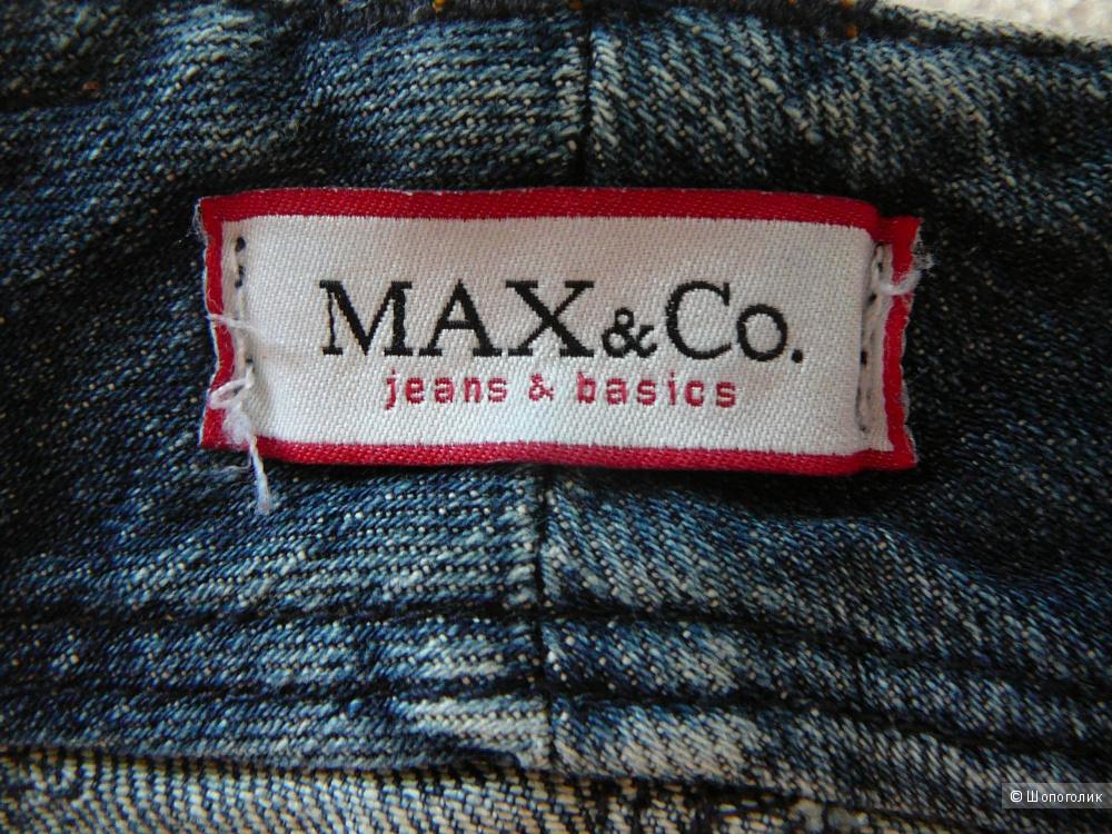 Джинсовая юбка MAX&Co р42-44 (27 размер)