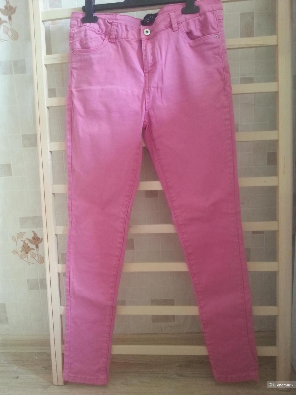 Джинсы Mohito розовые 38 размер