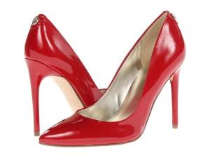 Туфли лодочки Ianka Trump kayden 4 red patent. Размер 9 М (наш 38,5-39 р)