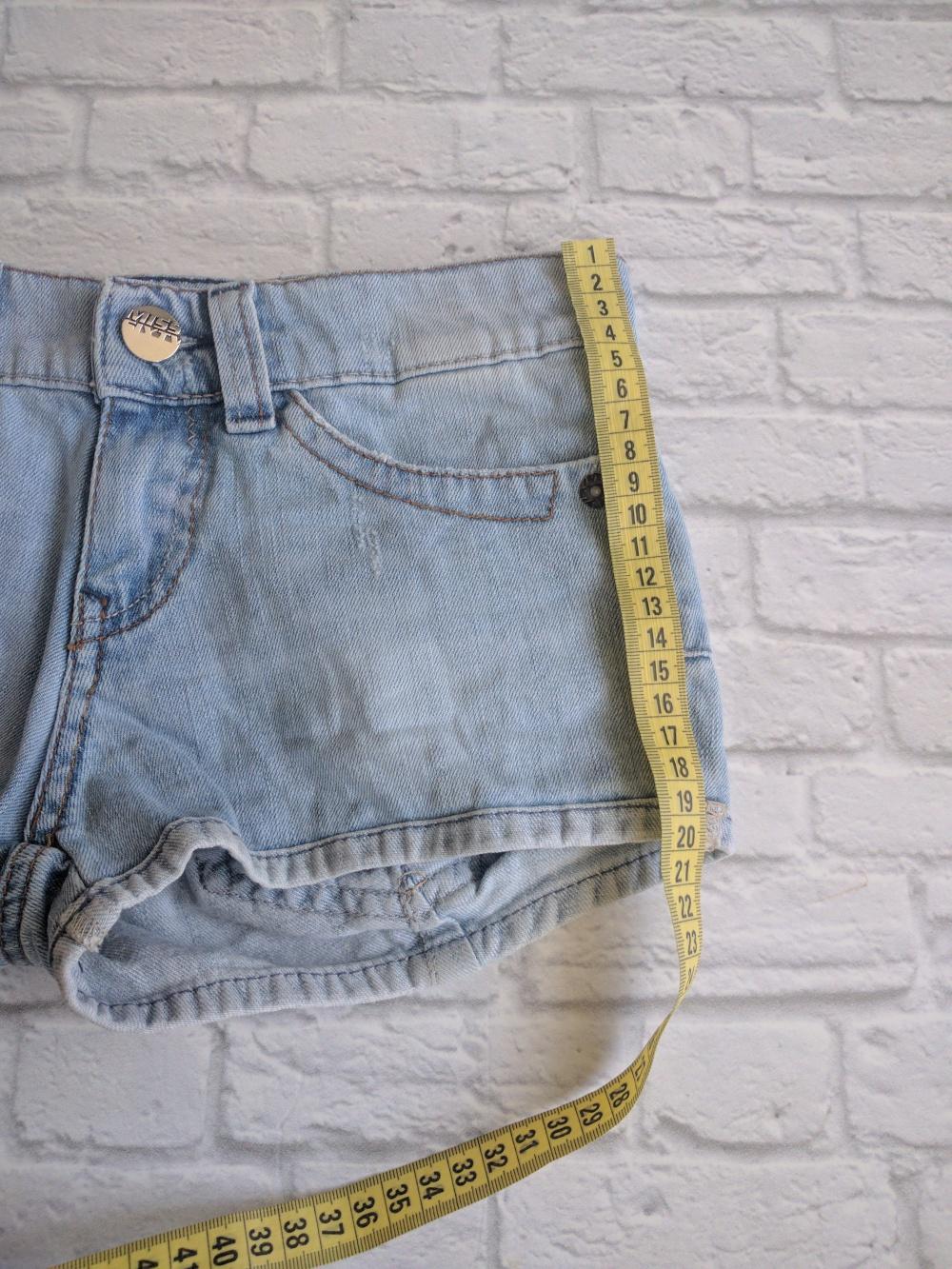 Джинсовые шорты Miss Sixty, р-р 25 (рос.40)