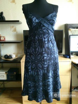 MEXX, новое платье из натурального шелка. Размер: D 34, UK 8, F 36 (на 42-44 размер).