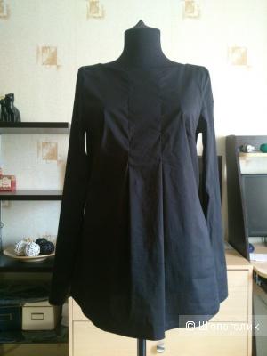Cinque (Germany), блузка из поплина. Размер: EU 36 (на 44-46 размер).