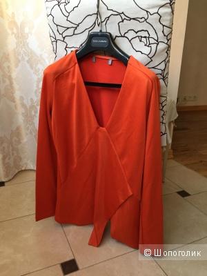 Оранжевая кофта MaxMara, размер s