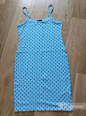 Лёгкое трикотажное платье Dresses by Yessica р. XS (подойдёт до М)
