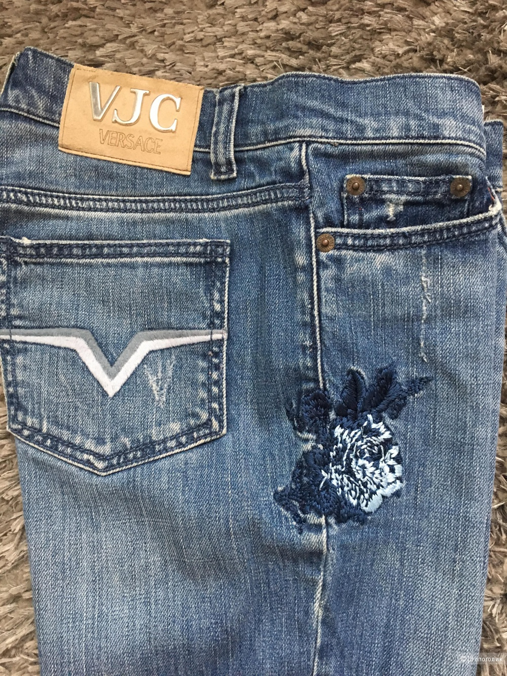 Джинсы Versace Jeans Couture, размер 25