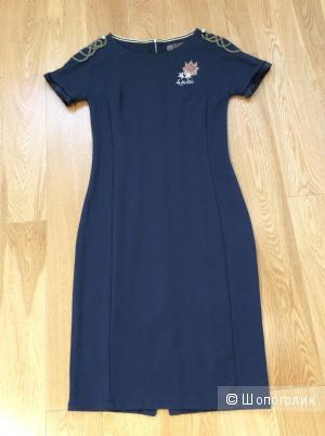 Элегантное платье La Martina р.3 (на 44-46)