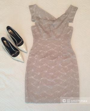 Кружевное платье Black Halo, разм. 4