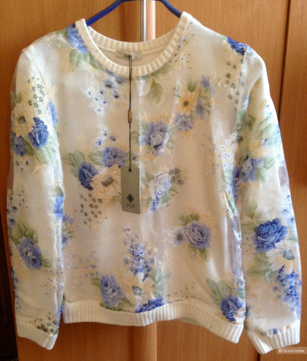 Новый свитер Sogo S