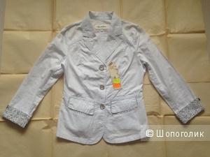 "Летний пиджак ""Yelushi"" размер S"