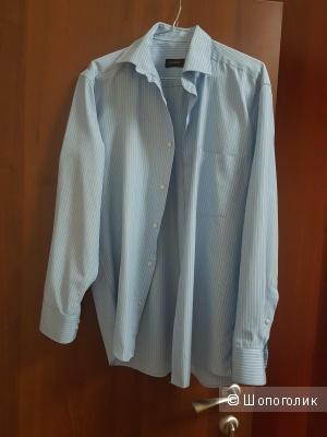 Комплект рубашек мужских классических фирмы A.FALKONI, размер M