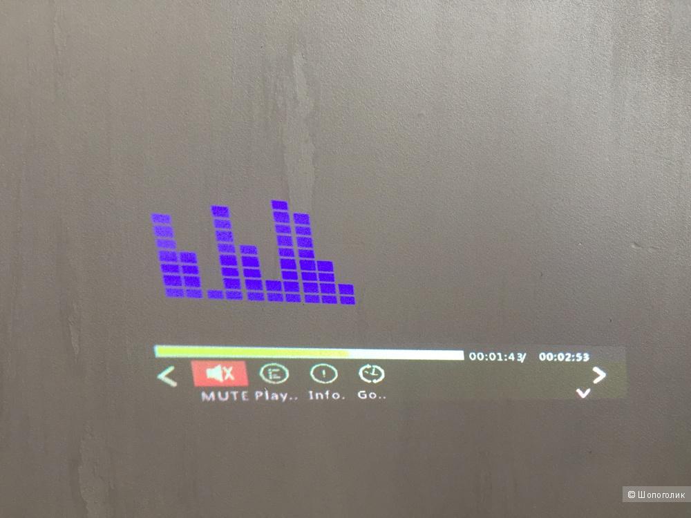 Мини проектор Пингвин UNIC Q1 Mini DLP Projector