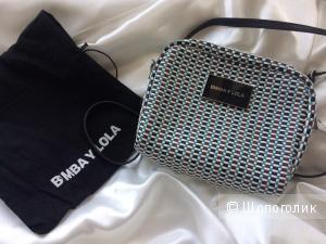 Летняя сумка кроссбоди Bimba y Lola