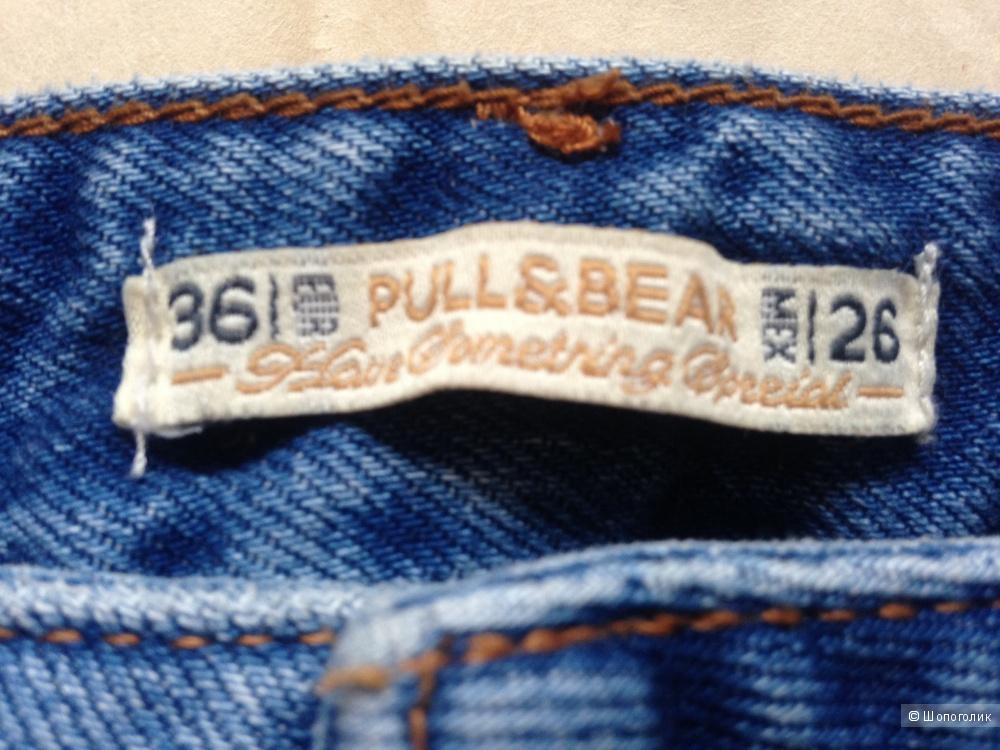 """Джинсовая юбка """"Pull and Bear"""" 42 размер"""