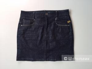Юбка джинсовая G-Star модель GS01  размер 30