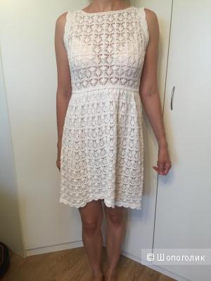 Шикарное платье Zara размер S очень мало бу