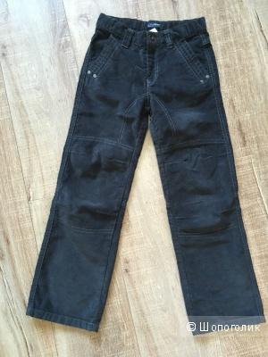 Вельветовые брюки La Redoute Creation, для мальчика, рост 126/128 см, новые