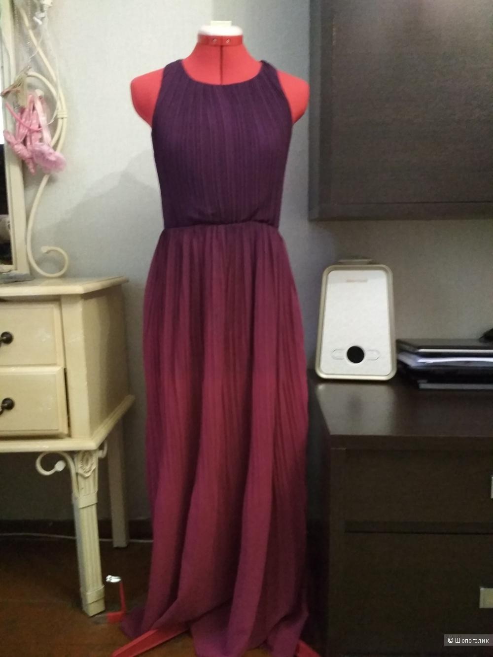 Летнее платье на вечер, 42-44 размера