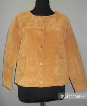 Куртка замшевая PROMOD, 44 EUR