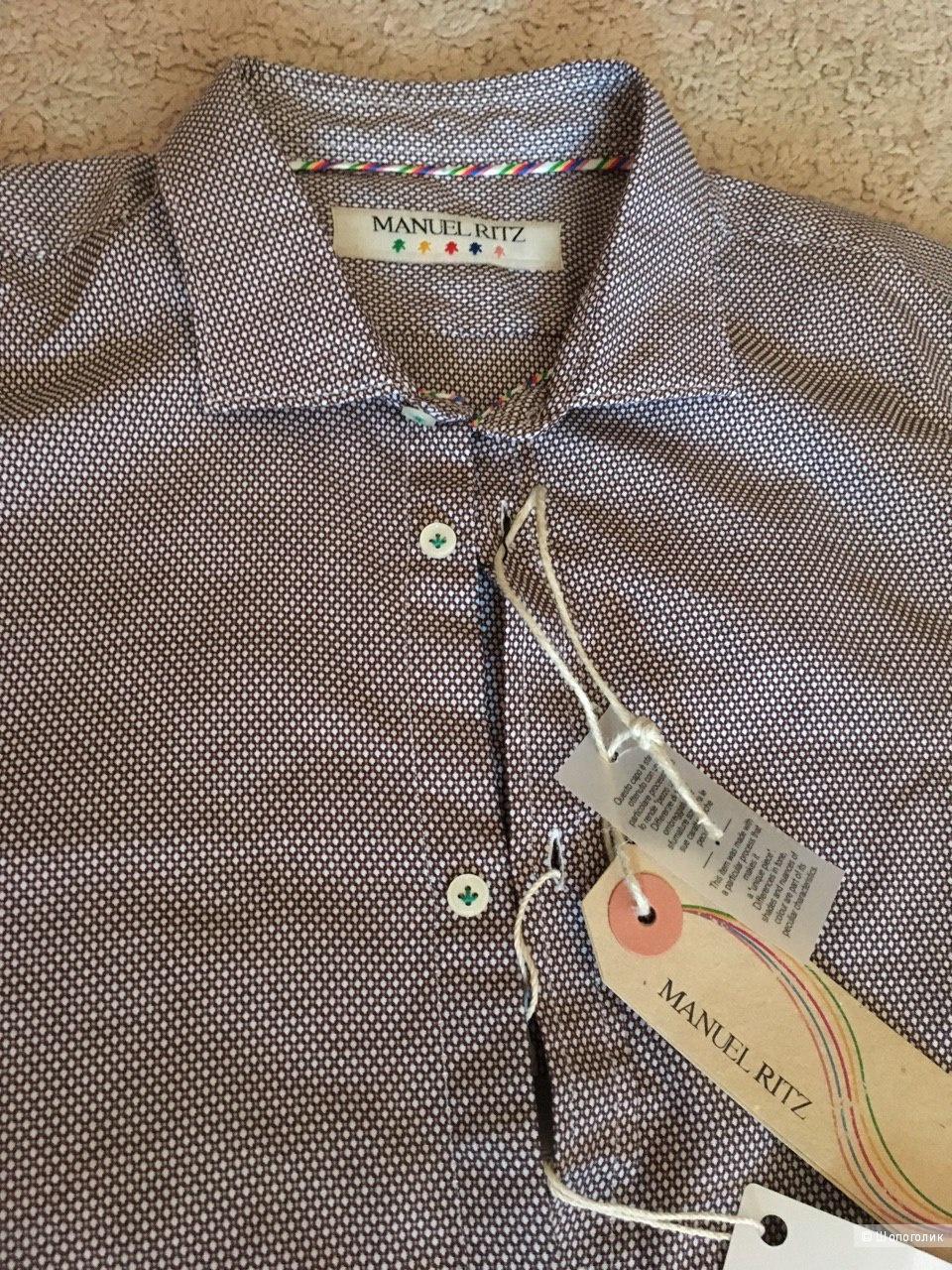 Рубашка мужская производство Италия