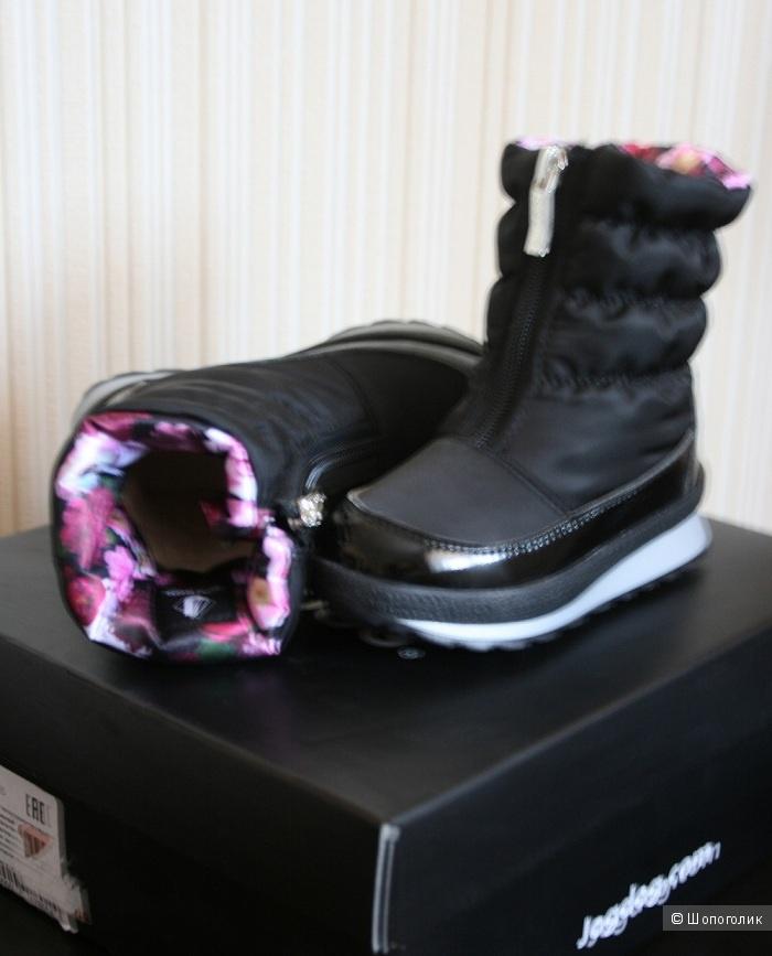Зимние сапоги Jog Dog, размер 25