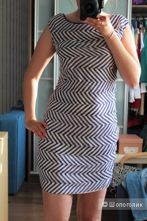 Новое легкое платье Ted Baker (размер 1, 40,42-44)