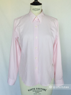 Шикарная рубашка от марки BARBOUR размер 44-46