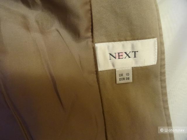 """Укороченный тренч """"Next"""", размер 42-44, б/у"""
