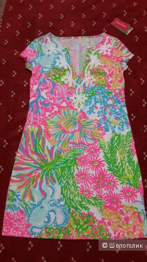 Новое платье Lilly Pulitzer, размер XXS