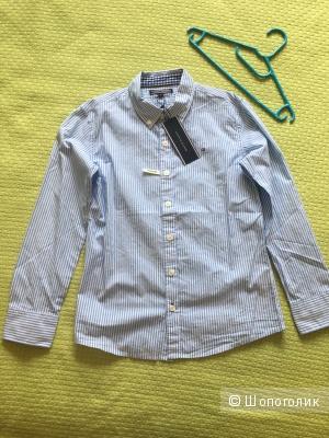 Новая рубашка Tommy Hilfiger 140р.