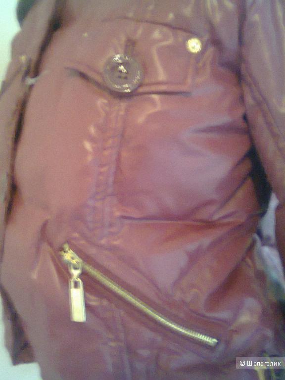 Куртка пуховик Roccobarocco Италия р.42 (М 46-48) новая