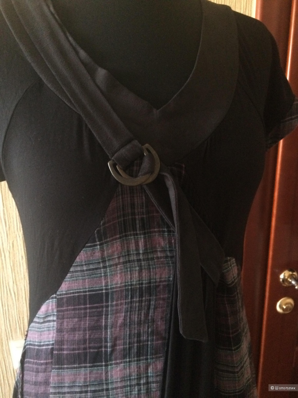 Трикотажное платье D&K, размер 44-46
