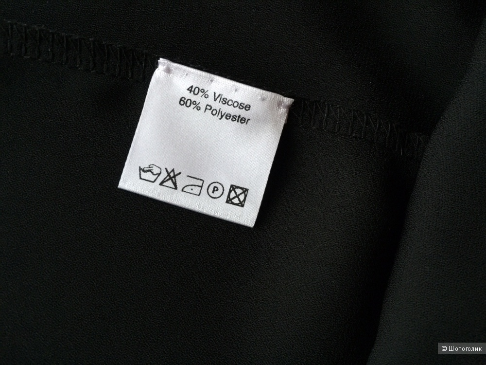 Шикарная женская блуза с глубоким декольте марки ZANZEA  размер 48-50 Новый!