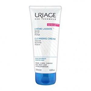Очищающий крем Uriage для чувствительной кожи
