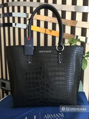 Женская сумка Armani Jeans, размер - 35,0 cm*35,0 см*10,0 см