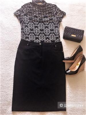 Деловая юбка карандаш Smart casual р.50