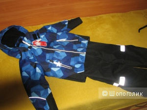 Комплект куртка + брюки REIMA, размер/рост 116
