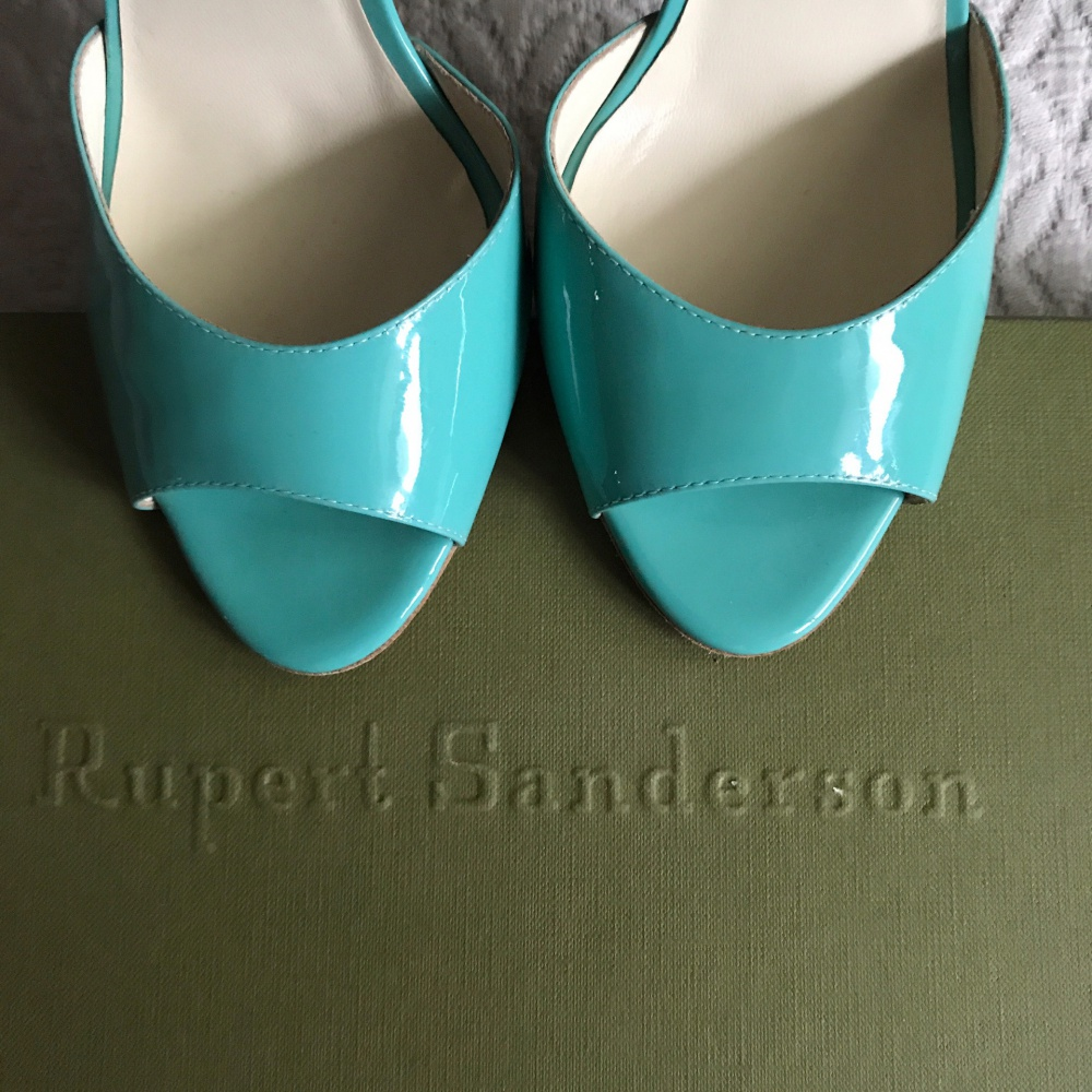 Босоножки Rupert Sanderson, оригинал, 37 размер