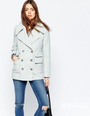 Новое пальто-бушлат ASOS размер UK8