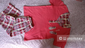 Пижама Basella из хлопка 50-52