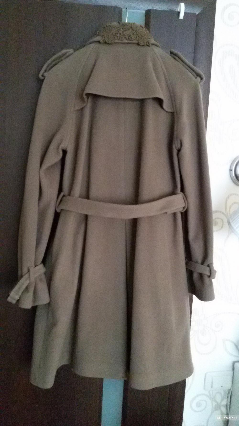 Стильное, интересное пальто SCERVINO STREET 42-44.