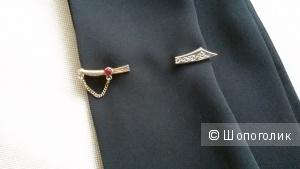 Оригинальный винтажный зажим для галстука с английского EBay.