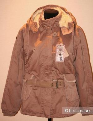 Куртка-парка женская  Франция. (новая) р.L 44-46  весна осень