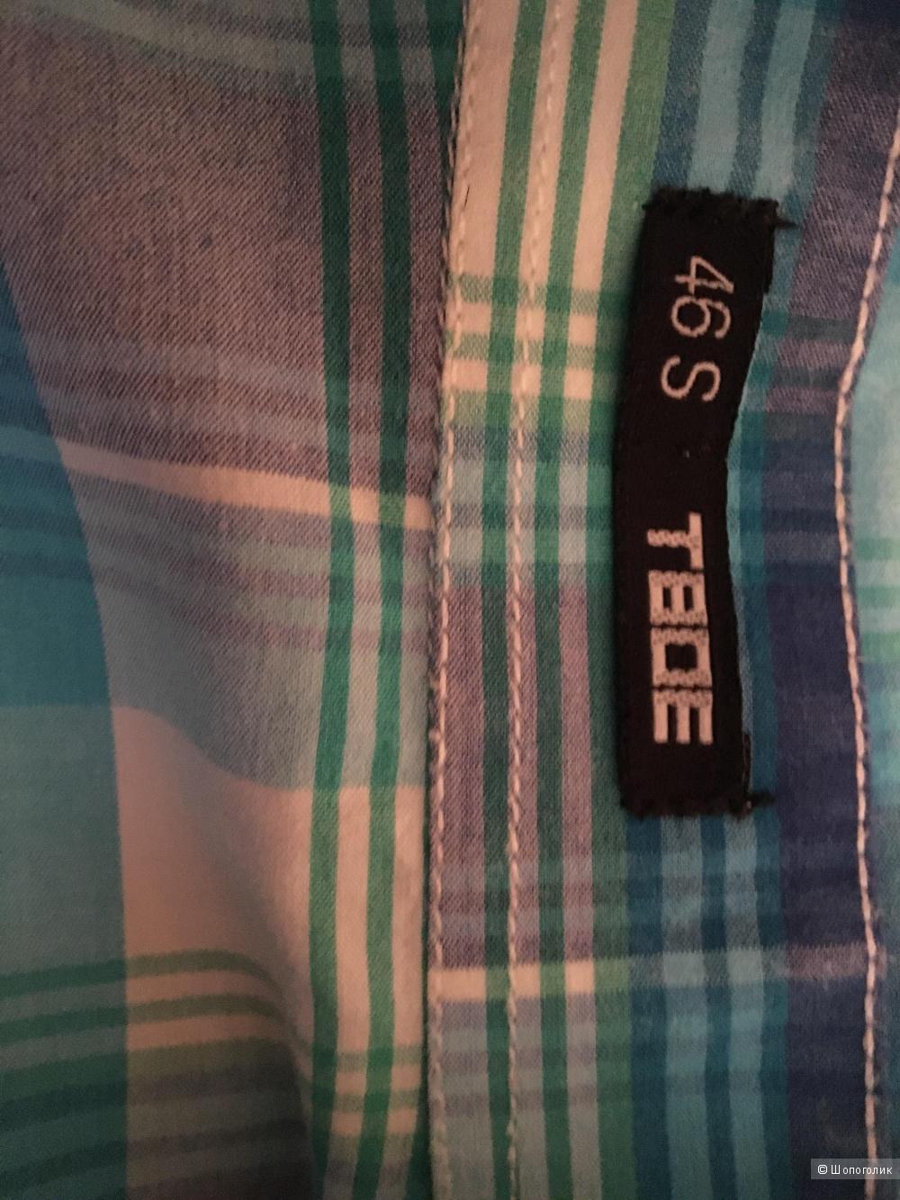 Рубашка  мужская ТВОЕ, размер 46