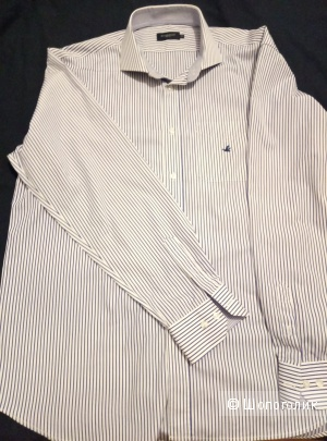 Рубашка мужская Brooksfield,  46 размер