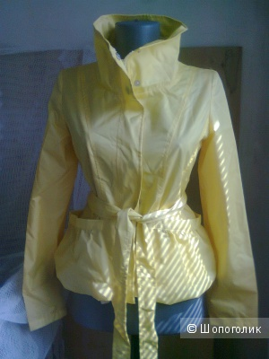 Куртка ветровка женская Roccobarocco  р.42  Италия новая
