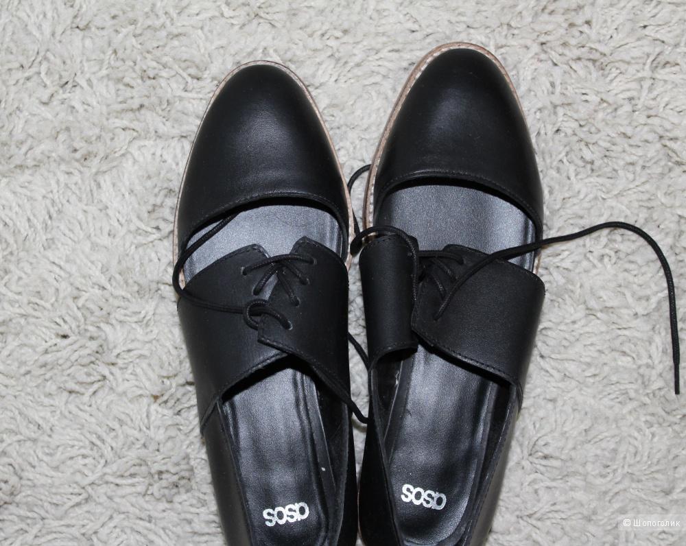 Новые туфли Асос, размер 5