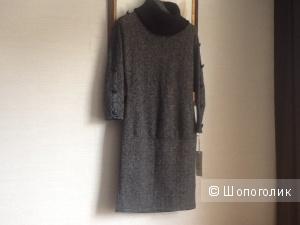 Новое тёплое платье 40-42,  Турция