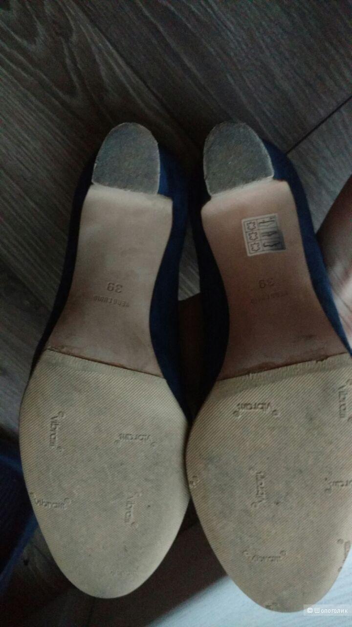 Туфли STRATEGIA 39IT  на стопу 25-25,7 см