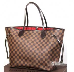 Louis Vuitton: сумка-шопер, реплика