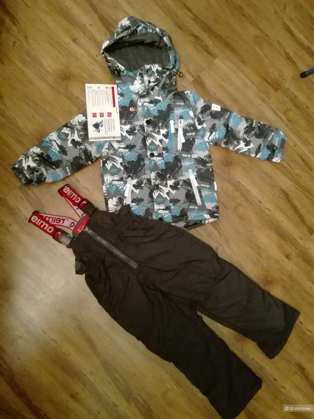 Осенний костюм размеры 104 и 128